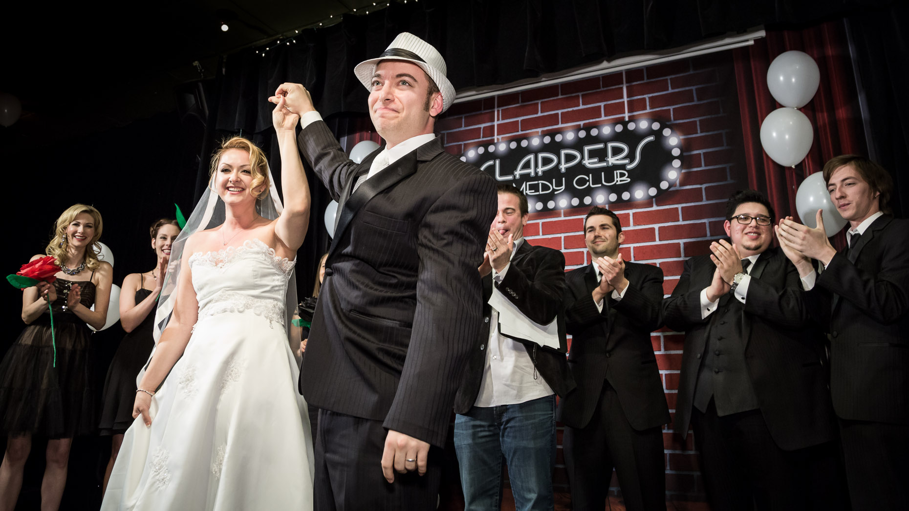 Flappers Wedding Photographers