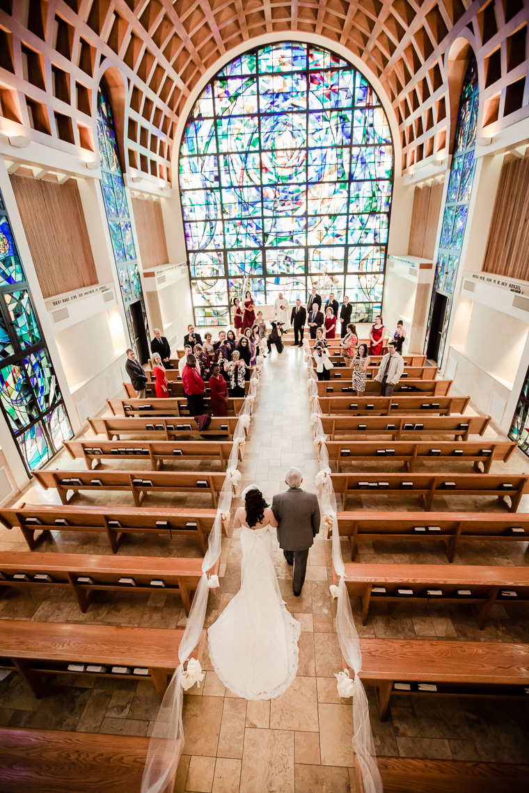 Pepperdine Wedding at Staufer Chapel