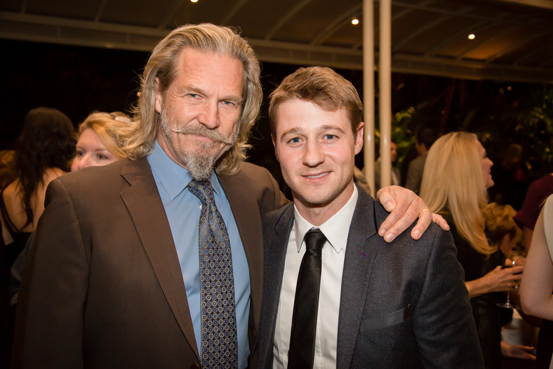 Jeff Bridges and Ben McKenzie