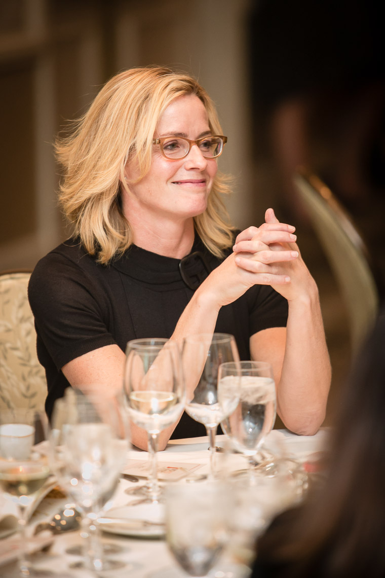 Elizabeth Shue at No Kid Hungry Fundraiser
